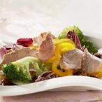 Salát s kachními prsíčky
