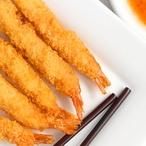 Krevety obalované v těstíčku
