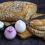 Makovo-cibulový chléb