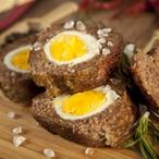 Sekaná v kapustě plněná vejci I