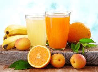 Ovocná šťáva = džus