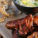 Pikantní grilovaná kuřecí křidélka