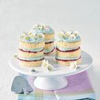 Rozkvetlé dortíky