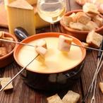 Sýrové fondue I