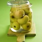 Kompotovaná letní jablíčka