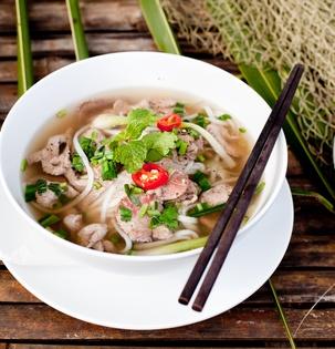 Vietnamská polévka PHO