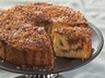 Kávový dort s ořechy a kardamomem
