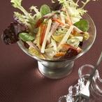 Pikantní knedlíkový salát