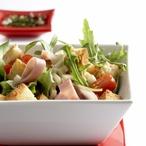 Knedlíkový salát