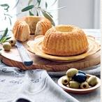 Olivová bábovka s rozmarýnem