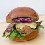 Withoutpiggy Burger