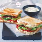 Výborný sendvič BLAT