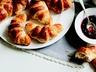 Máslové croissanty