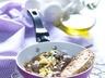 Pečená játra s cibulí a vejcem