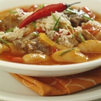 Mexická polévka I