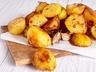 Pečené brambory a batáty
