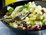 Těstoviny s hruškami a sýrem Gorgonzola