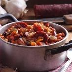 Chorizo fazole