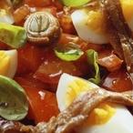 Salát s vejci podle Stanislava Hložka