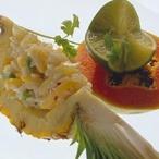 Ovocný rýžový salát Lisy Kudrow