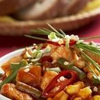 Drůbeží chilli con carne