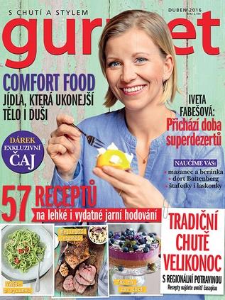 Gurmet 04/2016