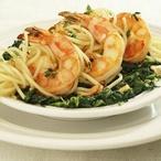 Špagety s garnáty