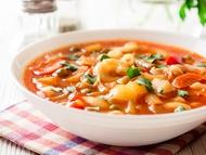 Rychlá polévka minestrone