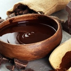 Čokoládky na lžičce & čokomléko