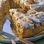 Mrkvový koláč s pekanovými ořechy