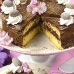 Skořicový dort