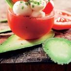 Salát tricoloro