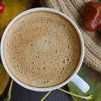 Kaštanové cappuccino