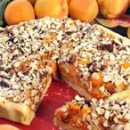 Meruňkové müsli v křehkém těstě