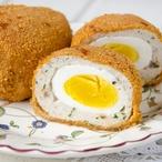 """""""Skotská"""" vejce ve falafelu I"""