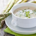 Polévka z bílého chřestu