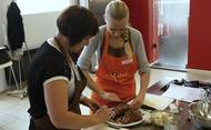 Vaření s Lenkou Požárovou