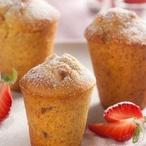 Hrnkové ořechové muffiny