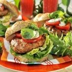 Bylinkové hamburgery