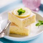 Limetkový koláč z croissantového těsta