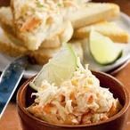 Salát s krabím masem