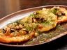 """Pizza"" s houbami"