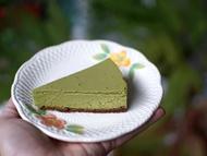 Cheesecake matcha
