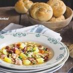 Skvělá uzená hrstková polévka