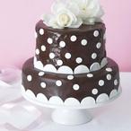 Puntíčkový dort