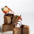 Tvarohovo-čokoládové měsíčky