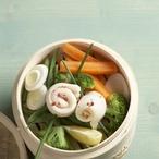 Dietní zeleninový pařáček