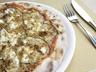 Pizza s lilkem a artyčoky