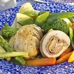 Kuřecí závitky se zeleninou