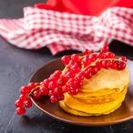Nadýchaná omeleta z trouby